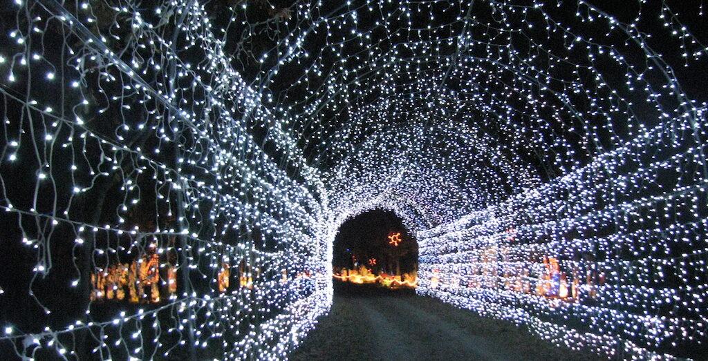 Christmas Park Athens